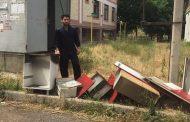Квартира певца Хасбулата Рахманова и еще 14 сгорели в Избербаше