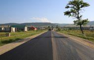 В Дагестане идет реконструкция подъезда к поселку Учкент