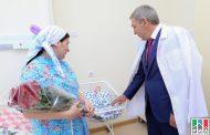 Перинатальный центр «Мама Патимат» в Махачкале принял первых пациенток
