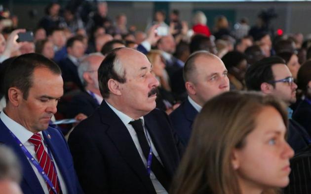 Проект развития Каспийска представят на Петербургском международном экономическом форуме