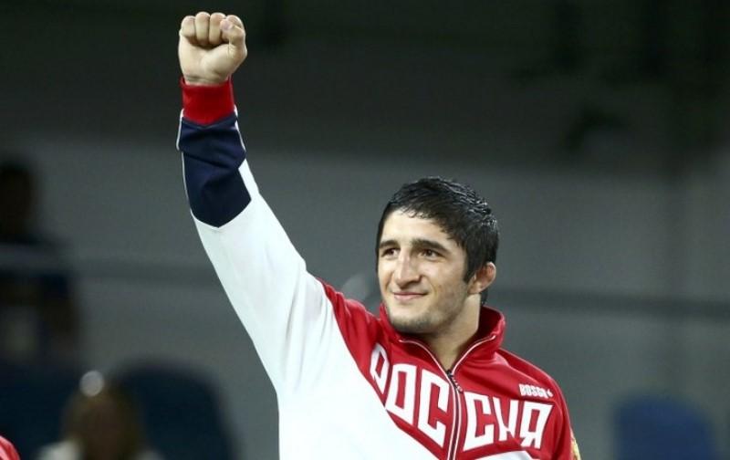 Абдулрашид Садулаев принес сборной Дагестана четвертое золото