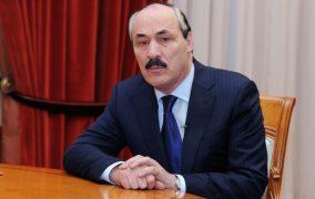 Глава Дагестана Р.Абдулатипов: