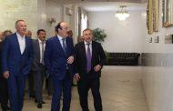 Рамазан Абдулатипов прибыл в Республику Адыгея