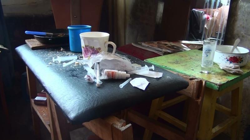 В Махачкале ликвидировали наркопритон