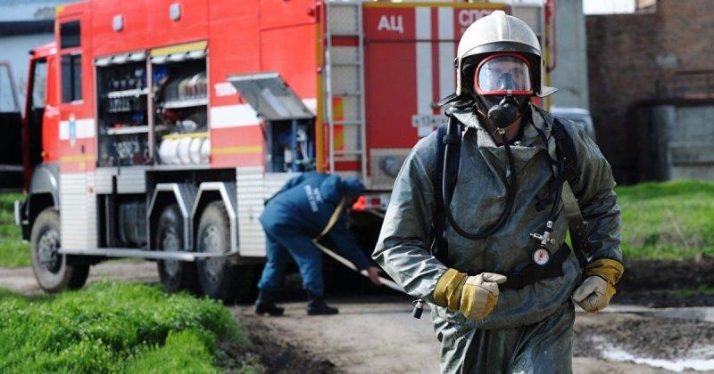 Пожар на АЗС в Тарумовском районе локализован - МЧС