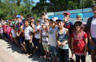 Абдулатипов проверил оздоровительные лагеря «Ласточка» и «Солнечный берег»