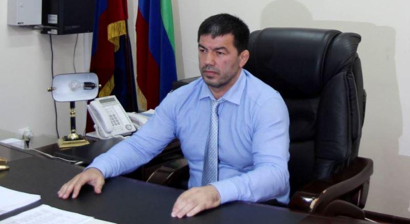 Олимпийский чемпион возглавил Гумбетовский район Дагестана