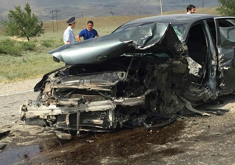 Два человека погибли в ДТП в Буйнакском районе