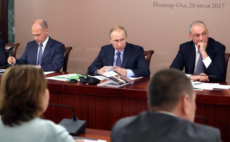 Владимир Путин позаботится о Самурском лесе