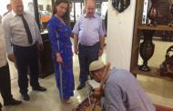 В Махачкале проходит выставка унцукульских мастеров «Жемчужина Дагестана»
