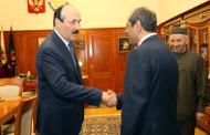 Посол Саудовской Аравии сократил свой отпуск, чтобы приехать в Дагестан