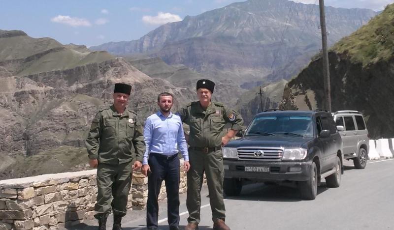Терские казаки организуют легкоатлетический пробег в День конституции Дагестана