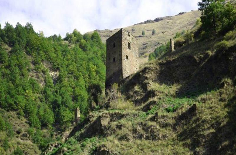 В Ботлихском районе проходит проект «Маяки дружбы. Башни Кавказа»