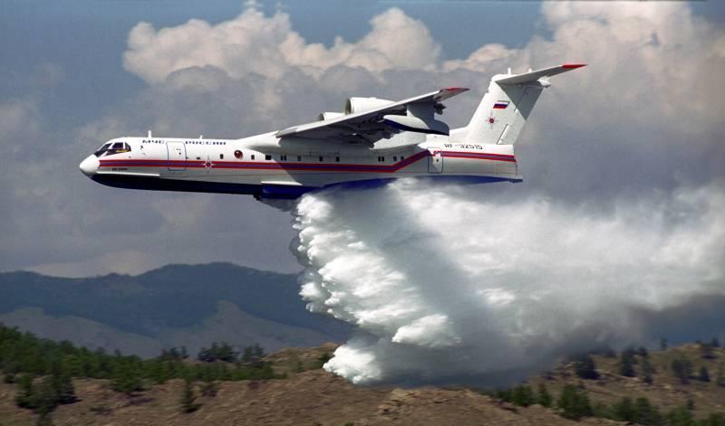 Вторые сутки горит лес в Тляратинском районе
