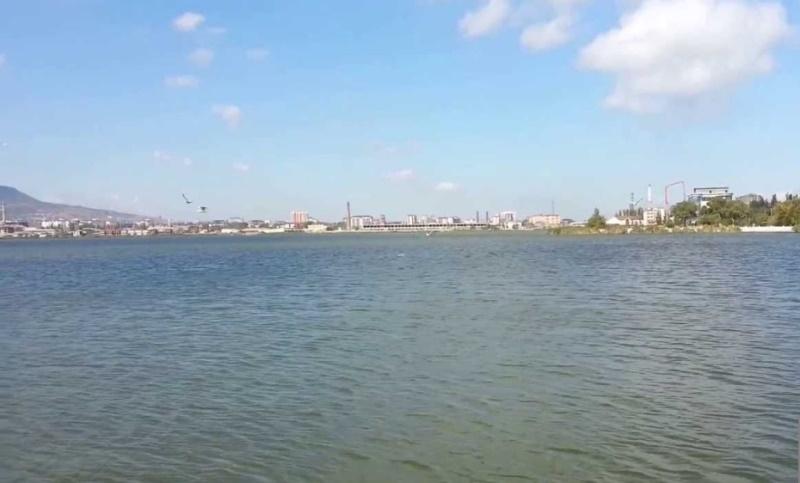 Реабилитацию озера Ак-Гёль планируется завершить в следующем году
