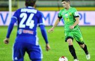 Полузащитник «Анжи» Гулиев забил гол в отборочном матче молодежного ЧЕ-2019