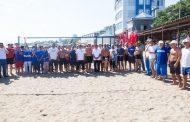 В Махачкале отпраздновали День физкультурника
