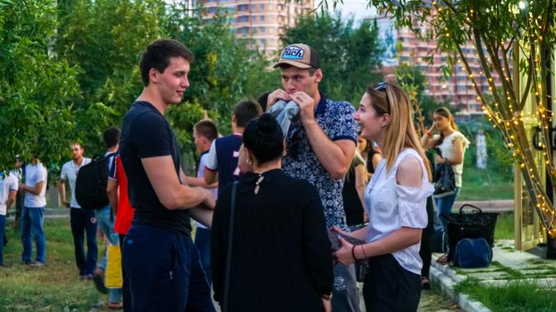 В первой смене форума «Машук» участвуют 180 дагестанцев