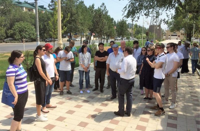 В Дагестан с туристической экспедицией приехали журналисты и болгеры