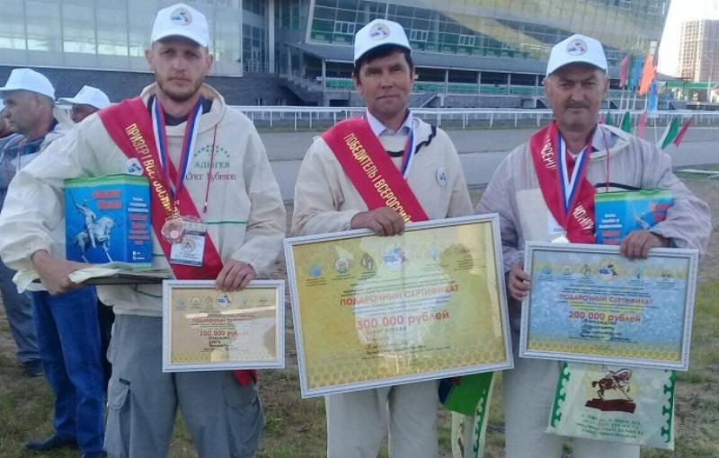 Один из лучших пчеловодов России живет в Дагестане