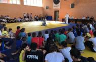 Дагестанским дзюдоистам рассказали об опасности терроризма