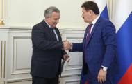 В Дагестане новый начальник управления Минюста России
