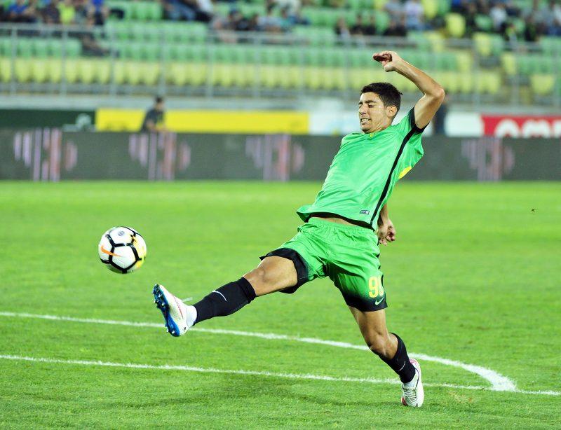 «Анжи» побеждает в первом домашнем матче под руководством Скрипченко (фото, видео)