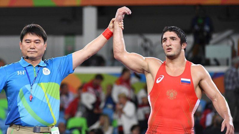 Садулаев в финале ЧМ-2017 встретится с американцем Снейдером (видео)