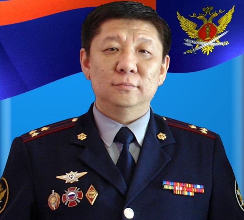 Дагестанское управление ФСИН возглавит Николай Сангаджигоряев