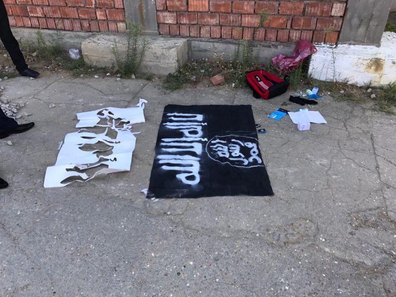Установлены имена сторонников ИГ, напавших на полицейских в Каспийске