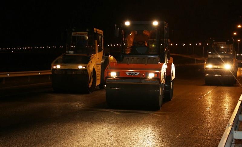 Автотрассу Махачкала – Каспийск откроют в сентябре