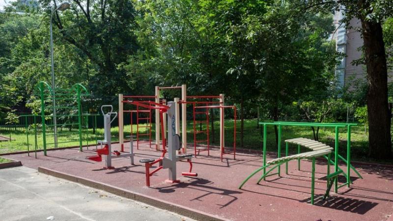 Спортивная площадка откроется в дагестанском селе Утамыш