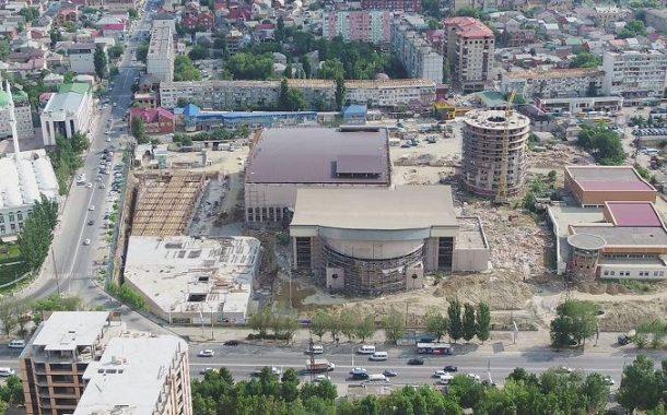 «Россия – моя история»:  в Дагестане возводят самый большой клон
