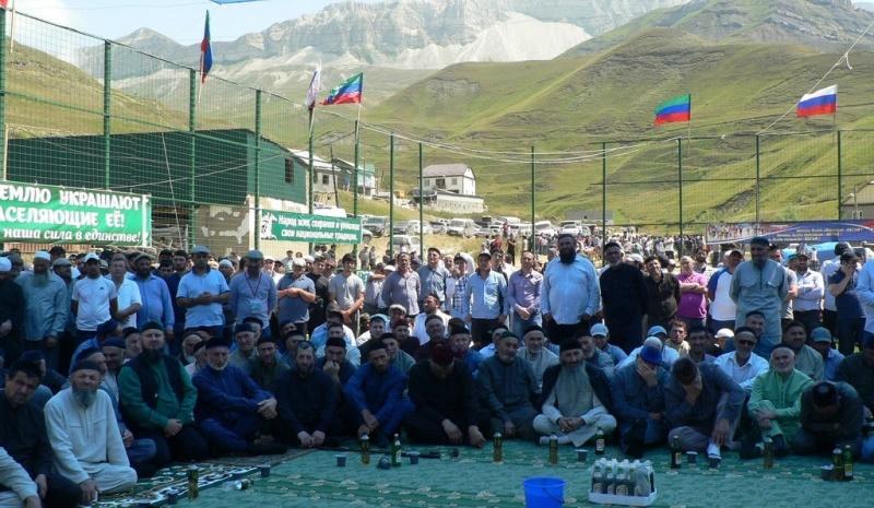 Ботлихский район отметил 220-летие имама Шамиля