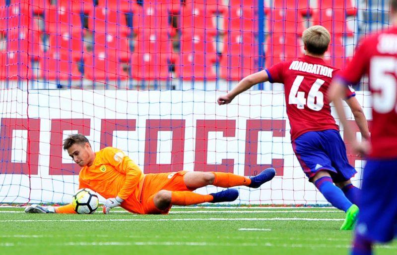 Стадион клуба РФПЛ «СКА-Хабаровск» затопило накануне до  матча с«Анжи»