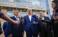 Рамазан Абдулатипов: «Мы не оставляем фундаментов…». Глава республики осмотрел строящийся музей