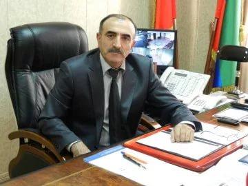 В Докузпаринском районе новый глава