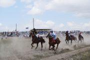 Чемпионат по национальным видам спорта и фестиваль национальной песни прошли в Левашинском районе