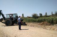 В Дагестанском районе ликвидированы мусорные свалки