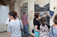 В театре поэзии выставлены дореволюционные фотографии Петровска