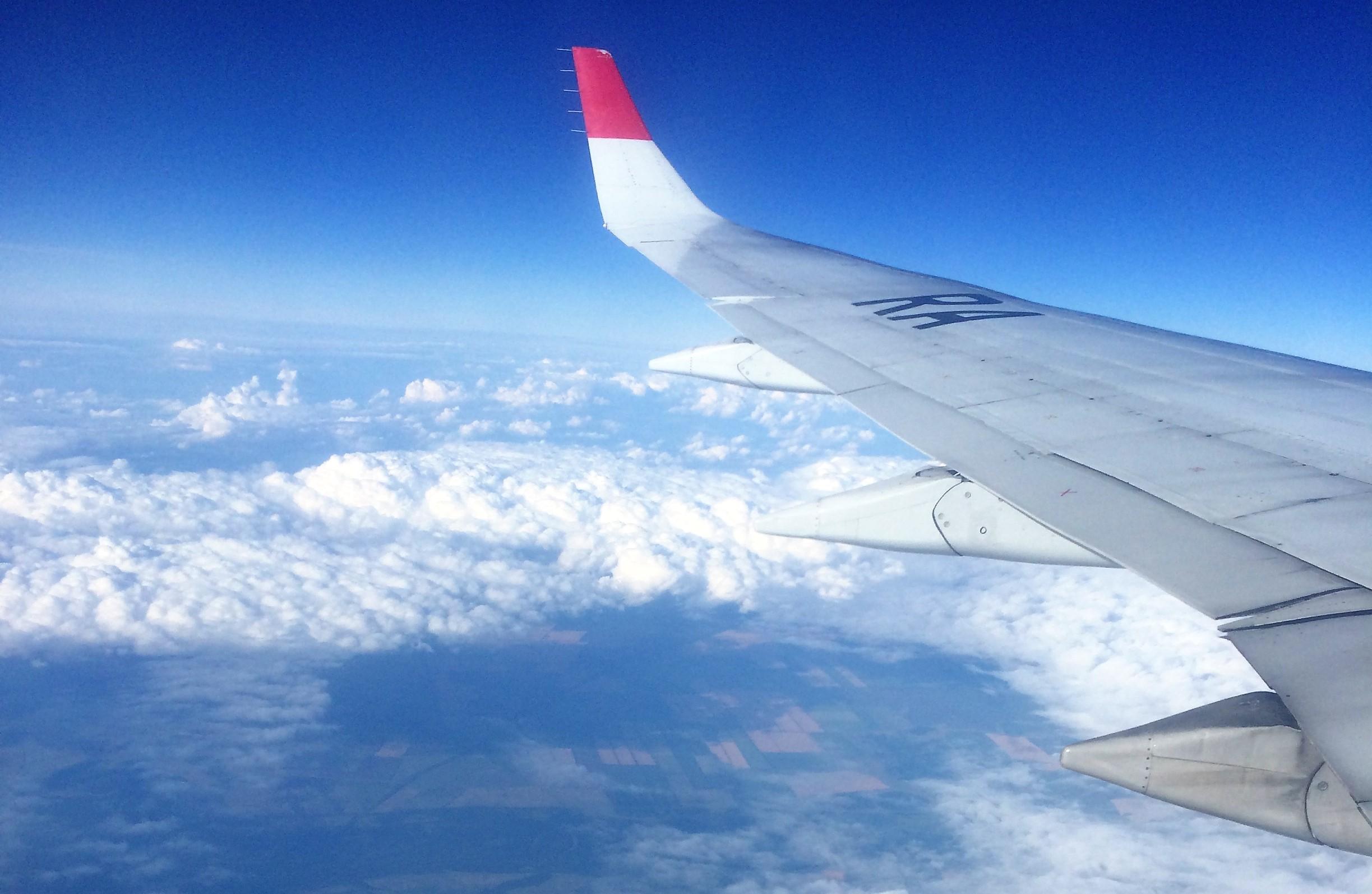 Дагестанца оштрафовали за курение в самолете Москва – Махачкала