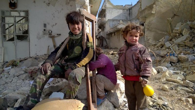 Спецкомиссия попытается вернуть дагестанских детей, вывезенных в Сирию и Ирак