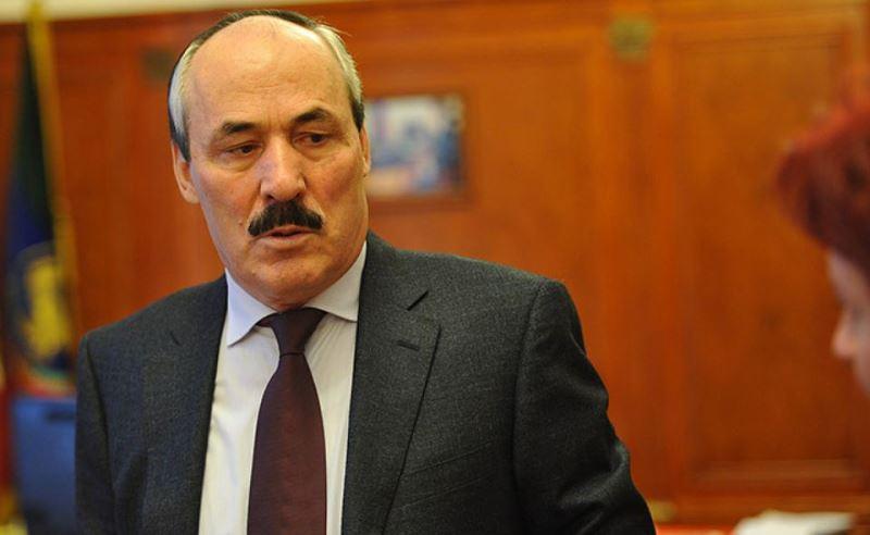 Рамазан Абдулатипов заявил, что уходит в отставку