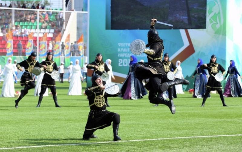 Фестиваль культуры и спорта народов Кавказа пройдет в Северной Осетии