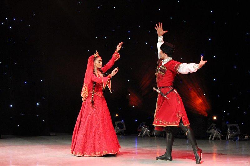 В Махачкале пройдет концерт ансамблей «Лезгинка» и «Алан»