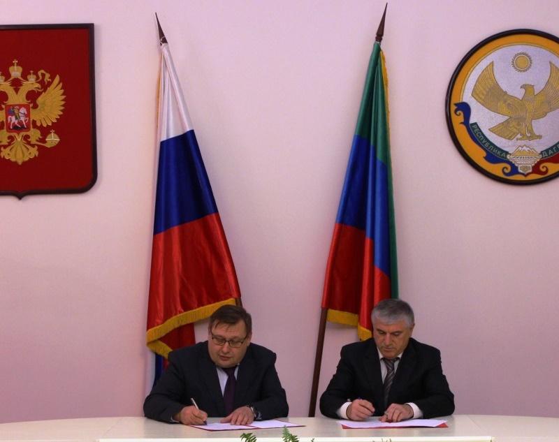 Минпром Дагестана будет сотрудничать с московским институтом связи и управления