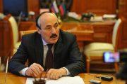 Рамазан Абдулатипов назначен спецпредставителем президента России по вопросам сотрудничества с прикаспийскими странами
