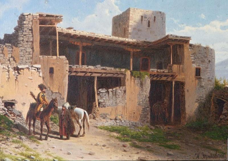 В Туле откроется выставка «Толстой. Дагестан. Хаджи-Мурат»