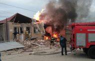 Бытовой газ взорвался в одном из домов Махачкалы