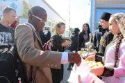 В Дагестан прибыли участники Всемирного фестиваля молодежи и студентов